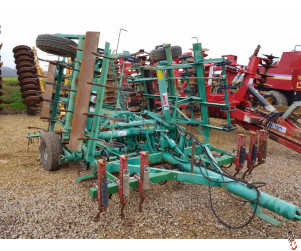 WIBERG BESSON EUROPOP 5 metre Trailed Seedbed Cultivator