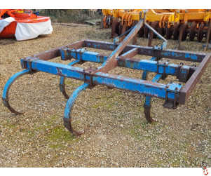 BROWNS C-tine Cultivator, 2 metre