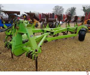 DOWDESWELL MA160 Plough 7 Furrow (6+1) On-Land