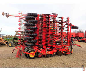 VADERSTAD RAPID A800s 8 metre System Disc, 5503 hectares, 2007