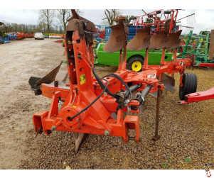 GREGOIRE BESSON RB47 Plough 5 furrow, 4 + 1, manual variwidth,