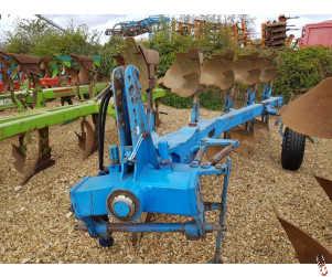 LEMKEN DL160 Plough 5 furrow, skims