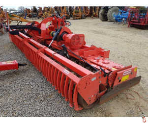 MASCHIO TORO 6 metre Power Harrow, Heavy Duty, 2016