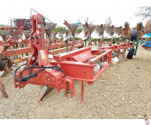 KVERNELAND LO85/300 Plough, On Land/In Furrow, 2013, 7 furrow