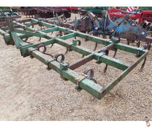 COUSINS 14ft Pigtail Cultivator (10ft + folding/removable wings)