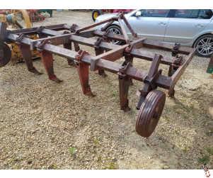 BOMFORD SUPERFLOW 10ft Chisel plough cultivator