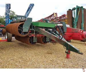 """NRH 12.2 metre Rolls, 2012, 24""""/breakers, heavy"""
