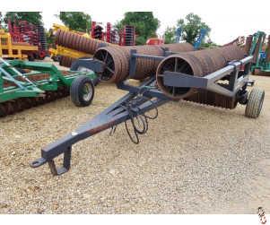 "NRH FLEXICOIL 8.3 metre Heavy Rolls, 24""/breaker rings"