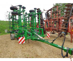 GREAT PLAINS 8308 Field Cultivator 8 metre Trailed HD Springtine, 2013