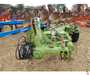 DOWDESWELL MA140 Plough, 5 furrow (4+1) DD Bodies, 2009, Manual Vari