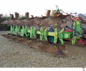 DOWDESWELL DP7E Plough 6 furrow (5+1) 1996, UCN Bodies