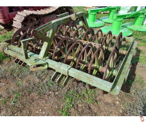 DOWDESWELL Furrow Press 2 metre Double Row Plough press