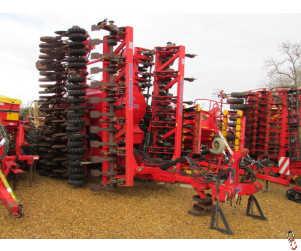 SUMO VERSADRILL Moore Unidrill 8 metre, 2010, Direct Drill