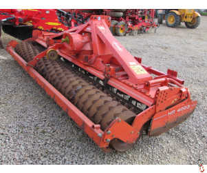 KUHN HR4003D Power harrow, 4 metre, Q-fit 2 tines