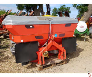 KUHN 40.1W Fertiliser Spreader, Weigh cells
