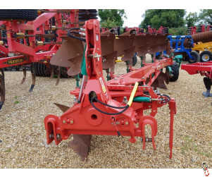 KVERNELAND LD85 300 Plough, 6 furrow (5+1) 2016, No.28 bodies