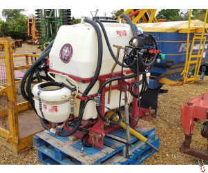 TEAM 500 Litre Sprayer Tank Only