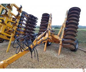 SIMBA 4.6 metre Single Press DD Press