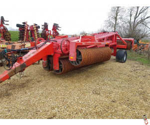"HEVA KING 16.3 metre Rolls, 600mm (24"") Rings/breakers, 2011"
