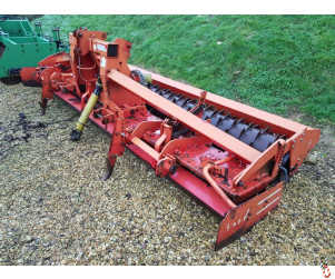 LELY 400-45 Power Harrow with Packer Roller