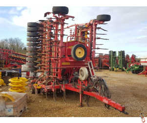 VADERSTAD RAPID 800F Trailed Disc Drill, 8 metre