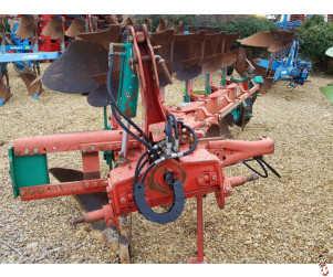 KVERNELAND LB85 200 Plough, 5 furrow, hyd variwidth