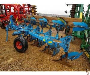 LEMKEN EUROPAL 7X Plough, 4 furrow , Auto-reset