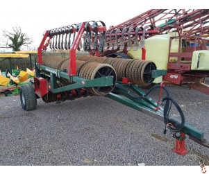 NRH 8.2 metre Heavy Rolls with Levelling boards, 2012