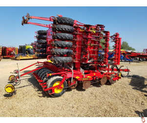 VADERSTAD RAPID A600s 6 metre System Disc seed Drill, Hyd front Discs