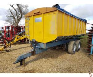 RICHARD WESTERN 16 tonne Grain Trailer