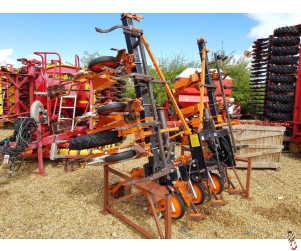 STANHAY RALLYE 592 Sugar Beet Drill, 9 row, Hyd folding