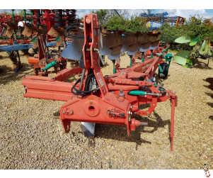 KVERNELAND LD85 300 Plough, 5 furrow, 2009, Original Boards Still 70%!
