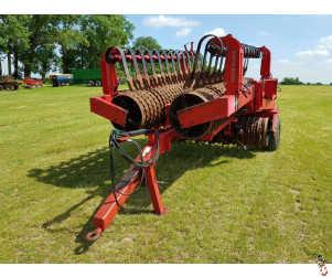 """OPICO HEVA VARIFLEX 820 Rolls, 8.2 metre, 24""""/Breakers, Hyd boards"""
