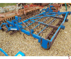 ABT EASITILTH 3 metre Springtine Seedbed Cultivator
