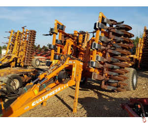 SIMBA CULTIPRESS 4.6 Metre 2008, ProActive Tines, DD Rings