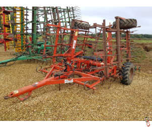 GREGOIRE BESSON WIBERG 5.5 metre Trailed Seedbed Cultivator