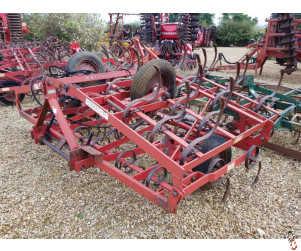 KONGSKILDE VIBROMASTER 5.4 metre Triple K Mounted Seedbed Cultivator