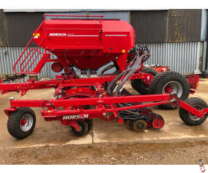 HORSCH PRONTO NT 6 metre Grain & Fertiliser 2018 No-Till Direct/Mulch Drill, 500 HA only