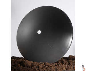 "36""/910mm x 12.5mm, 61mm round centre, plain disc blade to suit Simba 4B"