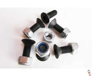 Standard Round Countersunk Socket Head Fixing - Range of Sizes