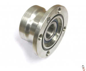 Disc Harrow Bearing to suit Vaderstad, complete hub for later Carriers, Carrier/Spirit drills, TopDowns, OEM: 482496 (SKF BAA-0003)