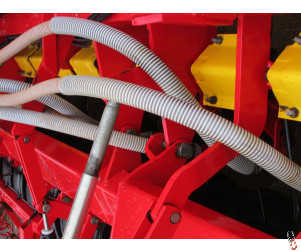 AF40 Seed Hose, Hose Protector 40mm ID / 46mm OD used on Vaderstad Drills - Priced Per metre