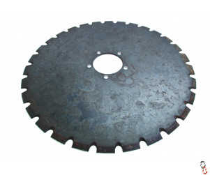 Proforge Mole Drainer 645mm Disc