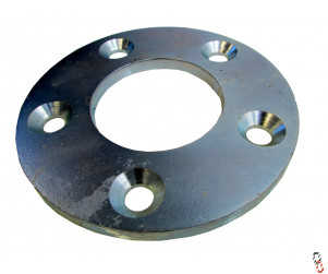 Proforge Mole Drainer Disc Hub Side Plate