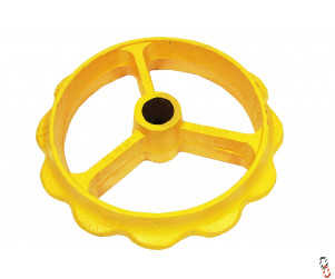 """Bison Cambridge Roll ring 480mm/19"""" to suit Vaderstad Rollex/Rexius Rolls"""