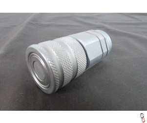 "HOLMBURY Flat Face 1/2"" BSP Male Hydraulic Coupling"