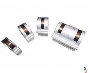 Alu Depth Stop Wedge Kit to suit a piston 45-50mm diameter (4pcs)