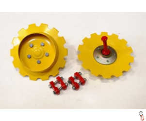 Bout Marker Disc Kit  to suit Vaderstad OEM:7400002