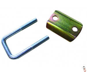 Weaving Stubble Rake Tine Clamp/Bracket & U-Bolt OEM:MC-99999998 / AU-1301