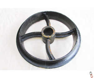 "Cambridge Roll Ring 500mm (20"") x 100mm (4"") suits Kverneland/Jean De Bru/Kongskilde fits 70mm Shaft"